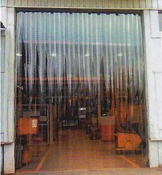 Industrial PVC Strip Curtains