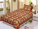 Jaipuri Print Single Bed Sheet