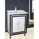 Free Standing PVC Bathroom Vanities