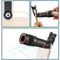 8X/12X Telescope Camera Lens