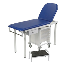 Examination Coach with Back Rest