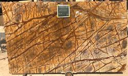 Rainforest  Brown Marble