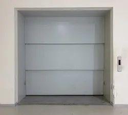 HanKook 7.5 HP MS Automatic Elevator Door for Industrial, Capacity: 3-4 Ton