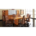 Office Conference Table With Storage Unit