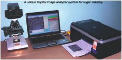 Sucrocrystal Image Analyzer