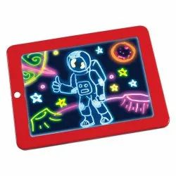 Magic Sketch Drawing Pad , Light Up LED Glow Board - MagicPad