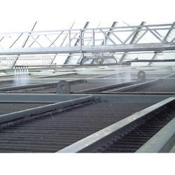 Fin Cleaning System For Air Cooled Condenser