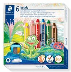 Multicolor Staedtler Buddy 140 Coloured Pencils