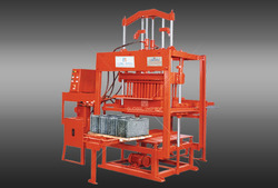 Stationary Block Making Machine