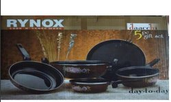 Rynox Dachi 5 Pcs Bartan Set - Induction Base