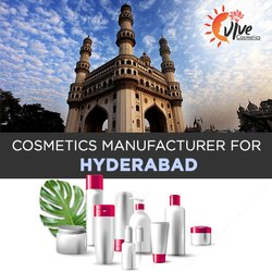 Cosmetics Manufacturer for Hyderabad