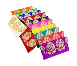 Zari Work Shagun Envelopes