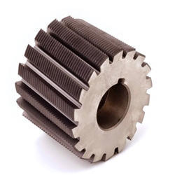 Ground Serration Gears
