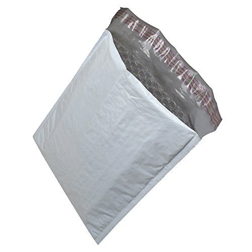 White Bubble Wrap Tamper Proof Bags Size 6 X Inches 24