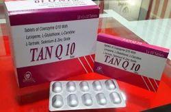 Coenzyme Q10 Lycopene L-Glutathione L-Carnittine L-Tartrate