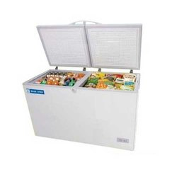White Blue Star CHFK300A Cooler Cum Deep Freezer, Warranty: 1 Year