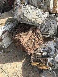 Metallic Oil Cans LMS Scrap, Packaging Type: Loose, for Metal Industry