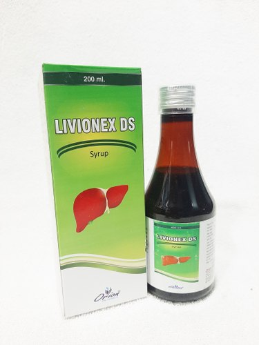 Ayurvedice Livionex Syrup