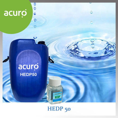 Liquid HEDP 50, For Industrial, Acuro Organics Limited
