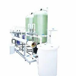 Semi-Automatic FRP RO Water Purification Treatment Plant, 5000 LPH