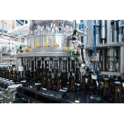 Glass Bottle Machine