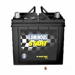 Luminous Start Battery