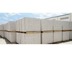 Rectangular Fly Ash AAC Blocks, for Partition Walls, Size: 4 In X 8 In X 24 In