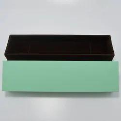Cardboard Chain Box, 9x2x1.25 Inch, Rectangle