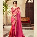 Fancy Border Work Silk Saree