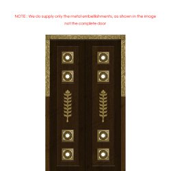 Pooja Room Door Designs for Home