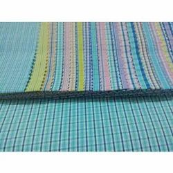 Yarn Dyed Shirting Check Fabric