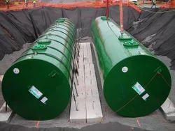 Underground Metal Storage Tank