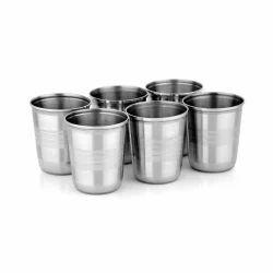 Stainless Steel Kitchen Glass