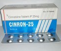 25mg Cinron Tablet