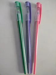 Plastic Direct Fill Pen