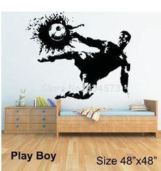 Big Stencils Play Boy