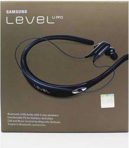 Level U Bluetooth Headset Samsung Level U Pro Company Sealed Wholesale Trader From Jalgaon