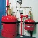 Mild Steel Mechanical Foam (afff) Based Fm 200 Fire Suppression System