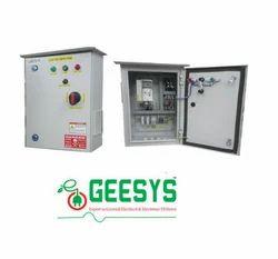Solar Pump Control Panel