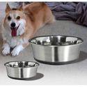 Steel Pet Bowls