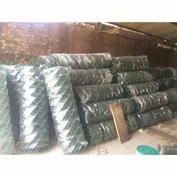 Compound Chain Link Fencing