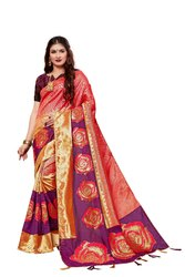 290 Women's Handloom Silk Saree