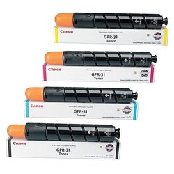 GPR31 Canon Laser Toner Cartridge