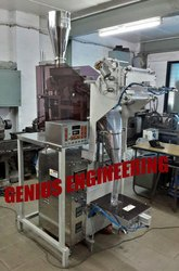 Pneumatic FFS Machine With Single Head Weigh Filler