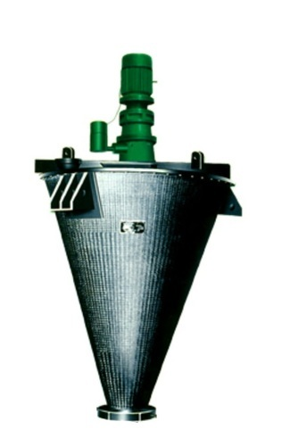Stainless Steel Conical Ribbon Blender Mixer