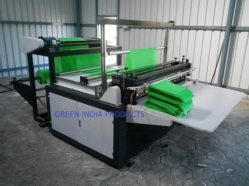 Non Woven Fabric Cutting Machine