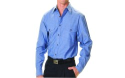 BM-001 Mens Business Shirts and Pants