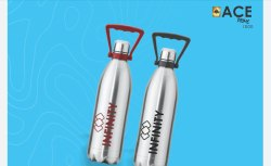 Infinity Ace Prime Thermo Flask Stainless Steel Vacuum Bottle, For Home