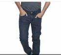 Regular Mens Grey Jeans