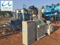 Chirag Hydraulic Paver Block Machine
